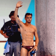 Tom Daley Wins Gold in Best Solo Dive at Commonwealth Games: VIDEO
