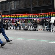 Gay Group To March In NYC's St. Patrick's Day Parade For First Time