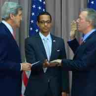 Ted Osius, First Openly Gay U.S. Ambassador in East Asia, Sworn In: VIDEO