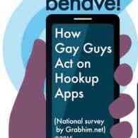 The most popular gay dating app