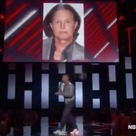 Jamie Foxx Mocks Bruce Jenner's Reported Transition at 'IHeartRadio' Music Awards: VIDEO