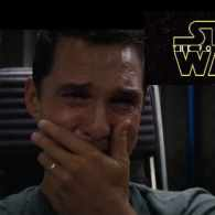Matthew McConaughey's Insterstellar Reaction to the New Star Wars Teaser Is Internet Perfection: WATCH
