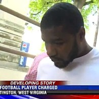 College Running Back Arrested for Assaulting Gay Couple He Saw Kiss on the Street: VIDEO