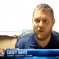 Kentucky clerk Casey Davis