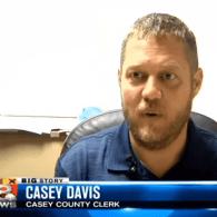 Kentucky clerk Casey Davis