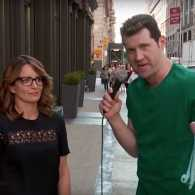 Tina Fey Billy Eichner