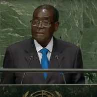 Zimbabwe's Mugabe Declares 'We Are Not Gays!' During UN Speech: WATCH