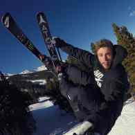 Gus Kenworthy selfie