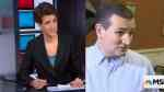 rachel maddow ted cruz
