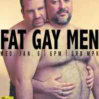 fat gay men
