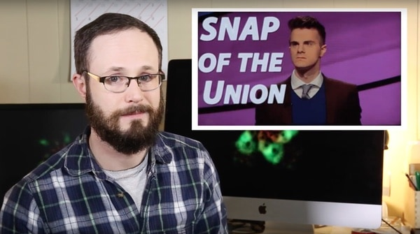 Matt Baume State of the Union