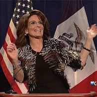 Tina Fey Returns to Mock Sarah Palin's Inscrutable Trump Endorsement on SNL: WATCH