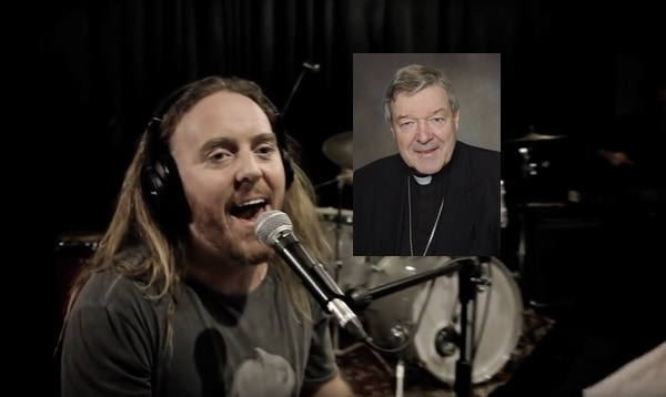 Tim Minchin Cardinal Pell