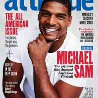 Michael Sam on Racism in the Gay Community: 'It's Terrible'