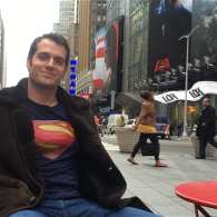 Henry Cavill Proves Superman Can Hide in Plain Sight: VIDEO