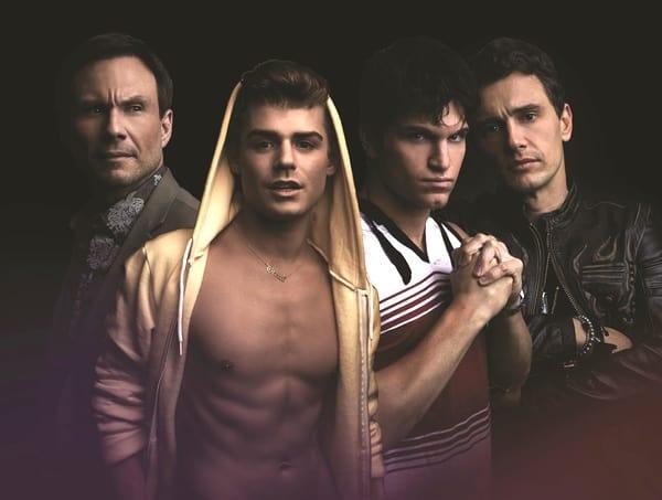 Christian Slater King Cobra