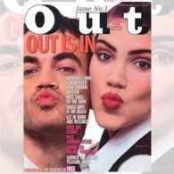 'OUT' Magazine Named One of 30 Hottest Magazine Launches of the Past 30 Years