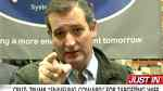 Ted Cruz sniveling coward
