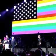 North Carolina Crowd Goes Wild as Duran Duran Slams Anti-LGBT Law Under Rainbow Flag: WATCH