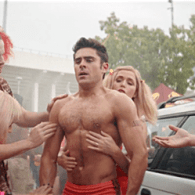 Zac Efron Gets Oiled Up in New Clip from 'Neighbors 2' – WATCH