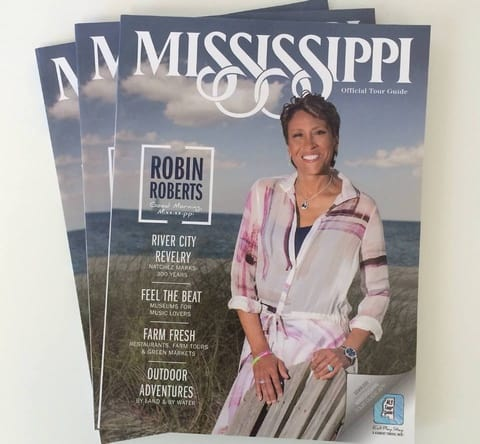 Robin Roberts Mississippi