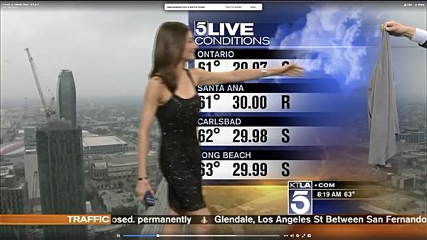 Liberté Chan meteorologist slut-shamed