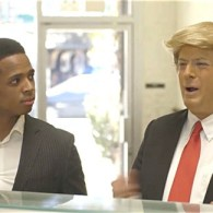 When 'Donald Trump' and 'Don Lemon' Visited an Ice Cream Shop: WATCH