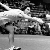 Gay Iconography: Serving Love For Billie Jean King