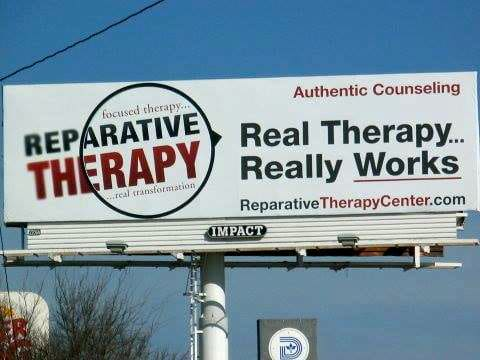 resources lies dangers reparative therapy