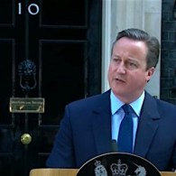 David Cameron Says He'll Resign After Britain Votes to Leave EU: WATCH