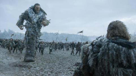 Game of Thrones Wun Wun