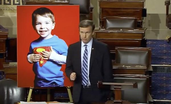 Chris Murphy senate filibuster
