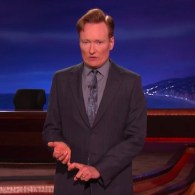 Conan O'Brien assault weapons