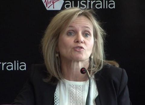 Professor Sharon Lewin, director of the Peter Doherty Institute