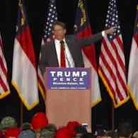 Pat McCrory at Trump Rally: Just Leave 'If You Have Any Questions' About Restrooms – WATCH