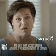 Pat McCrory Attacks Opponent Roy Cooper with Transgender Bathroom Scare Ad – WATCH
