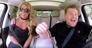 Britney Spears Carpool