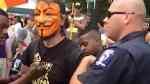 masked Charlotte pride