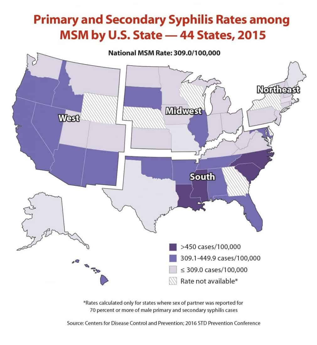 Center for disease control homosexual statistics