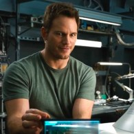 Passengers trailer Chris Pratt