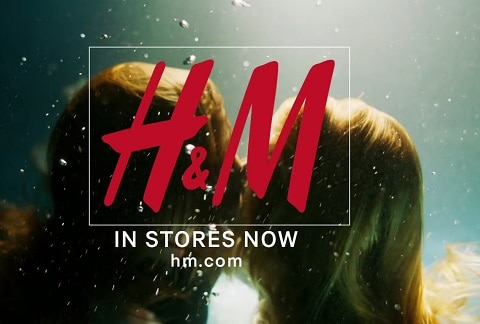 H Amp M Fall Campaign Features Two Women Kissing And Trans
