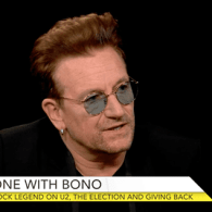 Bono Guts Trump: 'He's Potentially the Worst Idea that Ever Happened to America' – WATCH