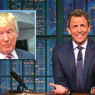 Seth Meyers Examines the Trump Campaign's Accelerating Death Spiral: WATCH