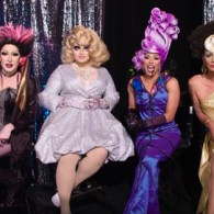 Shangela, Detox, Raja, And Kim Chi are Here to School You on Drag Slang: WATCH
