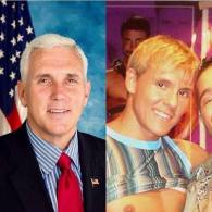 mike pence gay