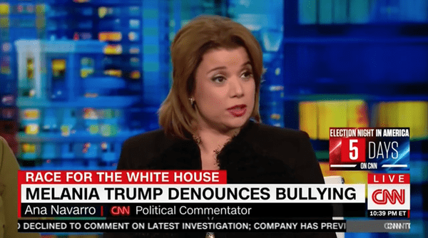 GOP Strategist Ana Navarro Says She Voted for Clinton