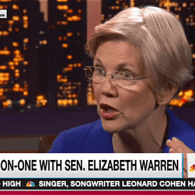 Elizabeth Warren Tells Rachel Maddow What We Do Next: 'We Fight Back, We Do Not Back Down' – WATCH