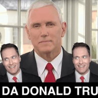 randy rainbow mike pence