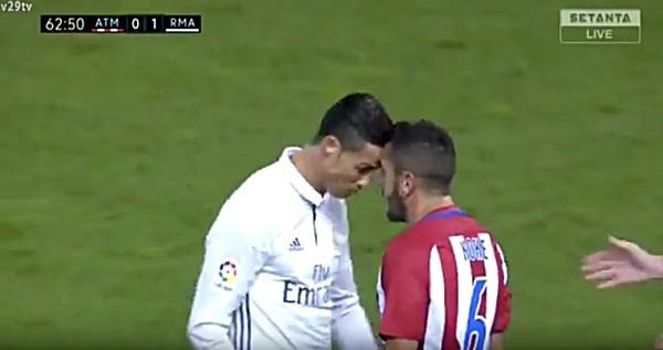 Cristiano Ronaldo Koke