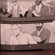 Nick Offerman Created a Homoerotic Comic About His Relationship with Chris Pratt – WATCH